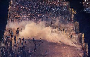 Navijački neredi u Francuskoj (Foto: AFP) - 15