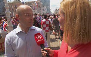 Mislav Bago i Ivana Brkić Tomljenović (Foto: Dnevnik.hr)