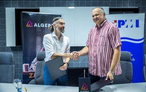 Mislav Balkovic (Algebra) i Stanislav Stresnjak (PMI Udruga) (Foto: Algebra)