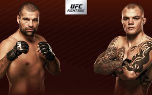 UFC Fight Night: Mauricio Rua – Anthony Smith