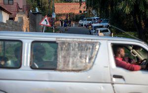 Taksi prijevoz minibusom najpopularniji je oblik prijevoza u Južnoj Africi (Foto: AFP/arhiva)