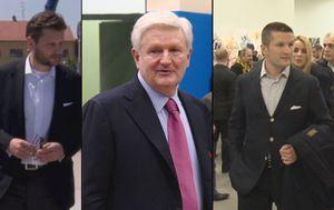 Ivan, Ivica, i Ante Todorić (Foto: Dnevnik.hr)