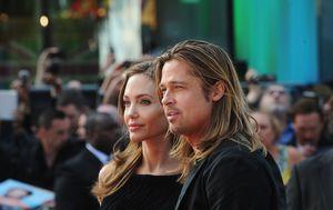 Brad Pitt Angelina Jolie (Foto: Getty)