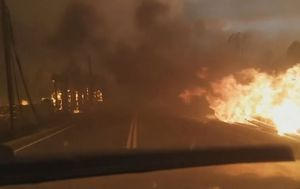 Katastrofalan požar u Kaliforniji (Screenshot: AP)
