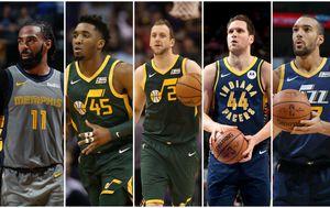 Utah Jazz (Foto: AFP/GOL.hr)