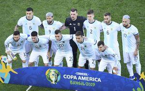 Reprezentacija Argentine (Foto: AFP)