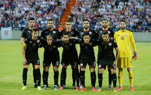 Reprezentacija Tunisa (Foto: Vjeran Žganec Rogulja/PIXSELL)