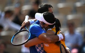 Ivan Dodig i Latisha Chan (Foto: AFP)
