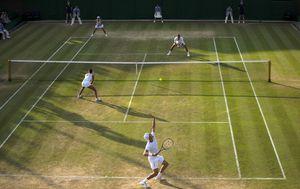 Mješoviti parovi u Wimbledonu (Foto: Steven Paston/Press Association/PIXSELL)