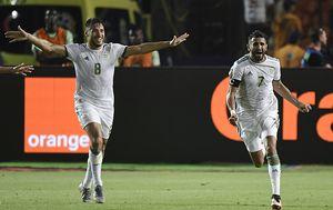 Riyad Mahrez (Foto: AFP)