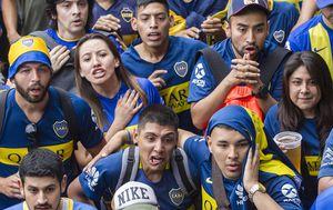 Navijači Boce Juniors (Foto: AFP)