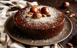 Ilustracija za cheesecake s Nutellom