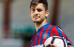 David Čolina (Foto: Robert Matić / Hajduk.hr)