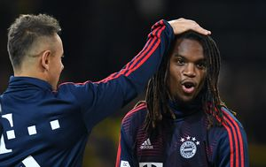 Renato Sanches (Foto: AFP)