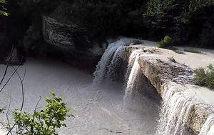 Rijeka Pazinčica (Foto: Facebook/Građanska inicijativa Naš potok)