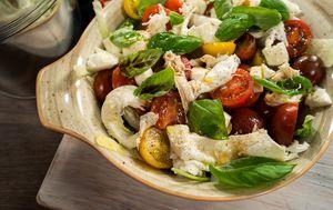 3 brze i lagane salate s mozzarellom - 13