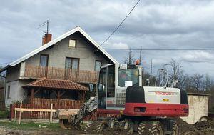Reciklažno dorište gradi se tik uz obiteljsku kuću (Foto: Kristina Autischer)