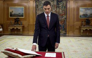 Pedro Sanchez (Foto: AFP)
