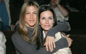 Courteney Cox i Jennifer Aniston (Foto: Getty Images)