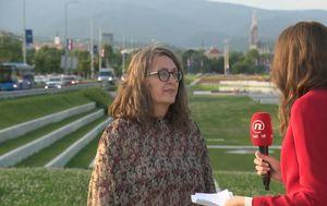 Sanja Vištica i dr.sc. Zrinka Ristić (Foto: Dnevnik.hr) - 3