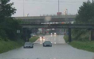 Poplave Karlovac (Foto: Radio Mrežnica)