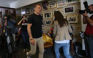 Zdravko Mamić nakon presude (Foto: Ivo Cagalj/PIXSELL)