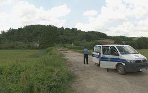 Policija motri granicu (Foto: Dnevnik.hr)