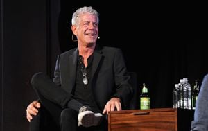 Anthony Bourdain (Foto: Arhiva/AFP)