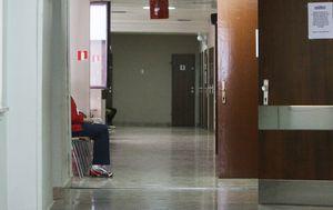 Čekaonica u bolnici, arhiva (Foto: Marijan Susenj/PIXSELL)