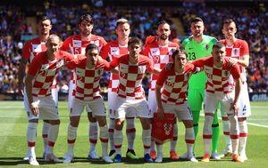 Hrvatska nogometna reprezentacija (Foto: Mike Egerton/Press Association/PIXSELL)