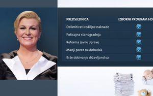 Koliko koštaju demografske mjere predsjednice Grabar-Kitarović? (Foto: Dnevnik.hr) - 2