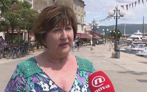 Malda Šale, Direktorica TZ otoka Krka (Foto: Dnevnik.hr) - 3