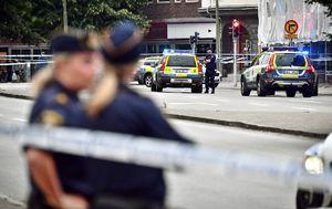 Pucnjava u Malmöu (Foto: AFP)