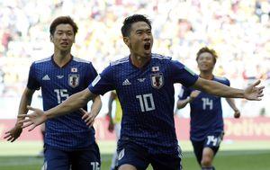 Shinji Kagawa (Foto: AFP)