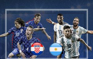 Hrvatska - Argentina (GOL.hr)