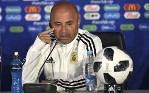 Jorge Sampaoli (Foto: AFP)