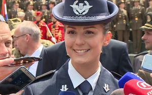 Hrvatska ima novu vojnu pilotkinju (Foto: Dnevnik.hr) - 2
