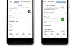 Google Account (Foto: Google)