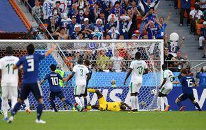Japan - Senegal (Foto: AFP)