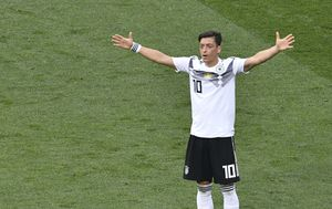 Mesut Özil (Foto: AFP)