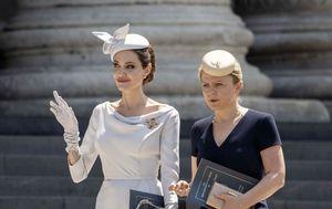 Angelina Jolie London (Foto: Profimedia)