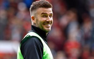 David Beckham (Foto: Martin Rickett/Press Association/PIXSELL)
