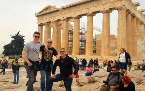 Na motorima do Grčke - 5
