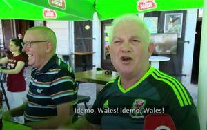 Navijači Walesa (GOL.hr)