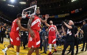 Toronto Raptors (Foto: AFP)