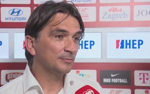 Zlatko Dalić u izjavi za Novu TV