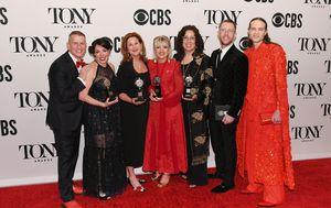 Dodjela nagrade Tony 2019. (Foto: Getty Images)