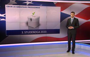 Vibor Vlainić donosi detalje o izborima u SAD-u (Foto: Dnevnik.hr)