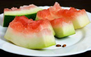 Bijeli dio lubenice