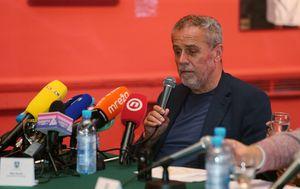 Milan Bandić najavljuje Zagrebačko kulturno ljeto (Foto: Dalibor Urukalovic/PIXSELL)